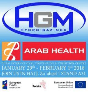 Dubai - Arab Health