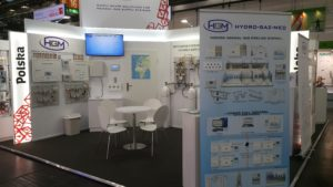 Hydro-Gaz-Med Medica Dusseldorf Medical Exhibition