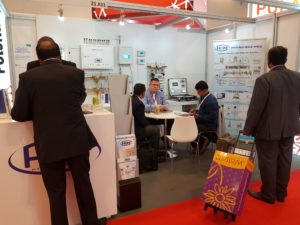 Hydro-Gaz-Med Medical Exhibition Arab Health Dubai UAE