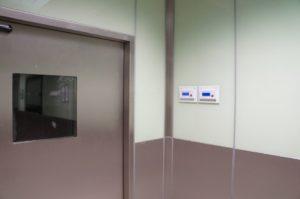 Sygnalizatory na sali operacyjnej
