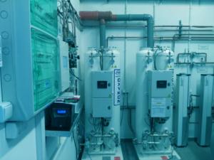 Generator tlenu