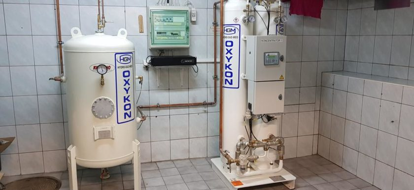 Koncentrator tlenu Oxykon
