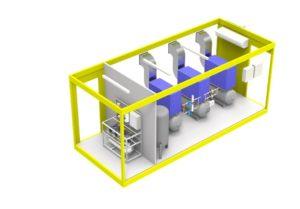 Faza koncepcji - projekt instalacji gazów medycznych