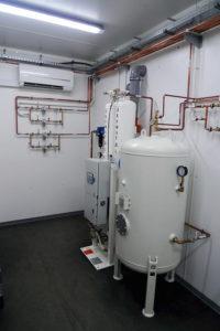 System koncentratorów tlenu - kontenerowy