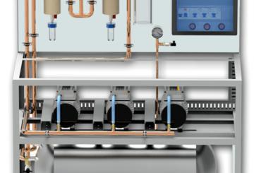 Compact Vacuum plant HGM-VAC
